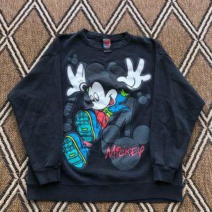 Vintage Mickey Disney crewneck